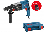 Перфоратор BOSCH GBH 2-28 F in case+ 11pcs SDS Plus-set