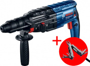 Перфоратор BOSCH GBH 240 F в чемодане + Swiss Peak Multitool